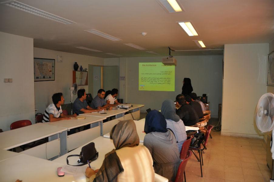 کارگاه آموزش سئو کامل در مشهد